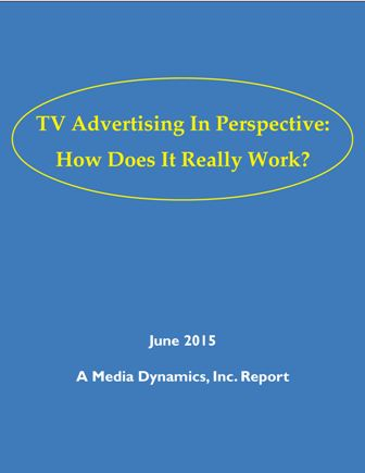 TV Advertising In Perspective: How Does It Really Work?