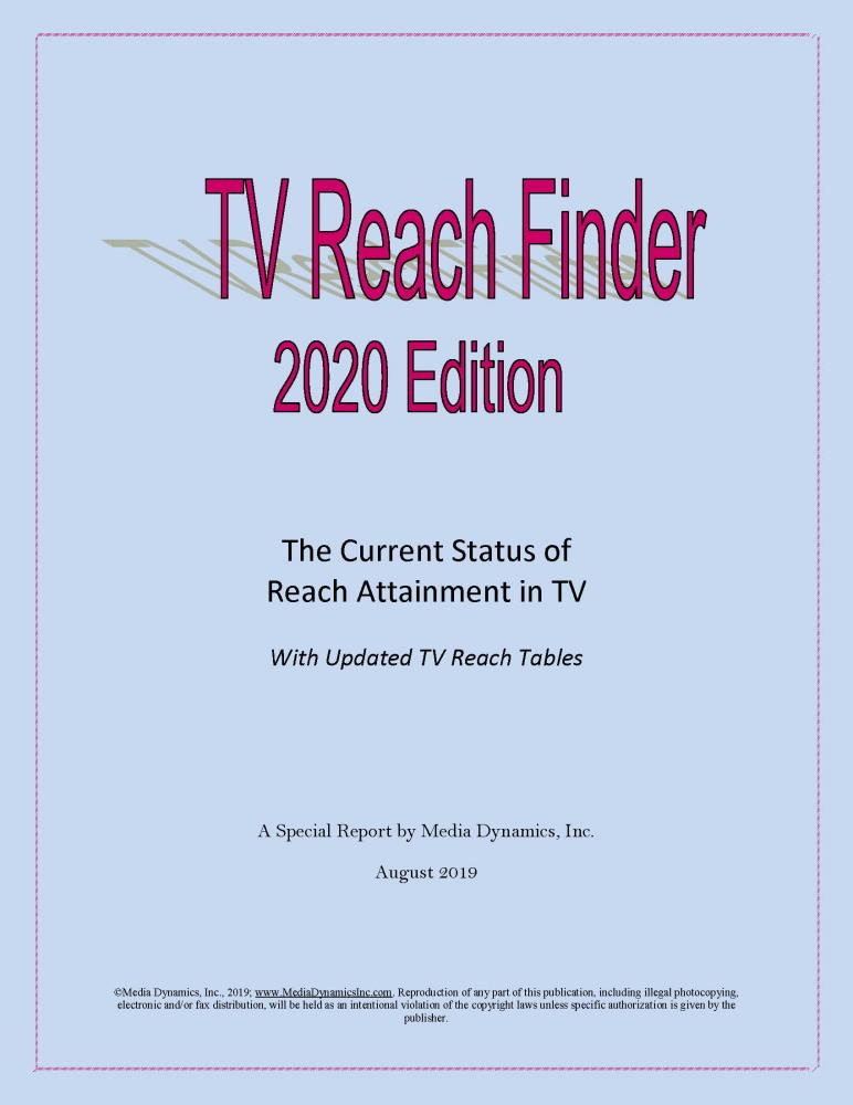 TV Reach Finder